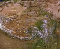 세계의 지붕 티벳(티베트)  고원
